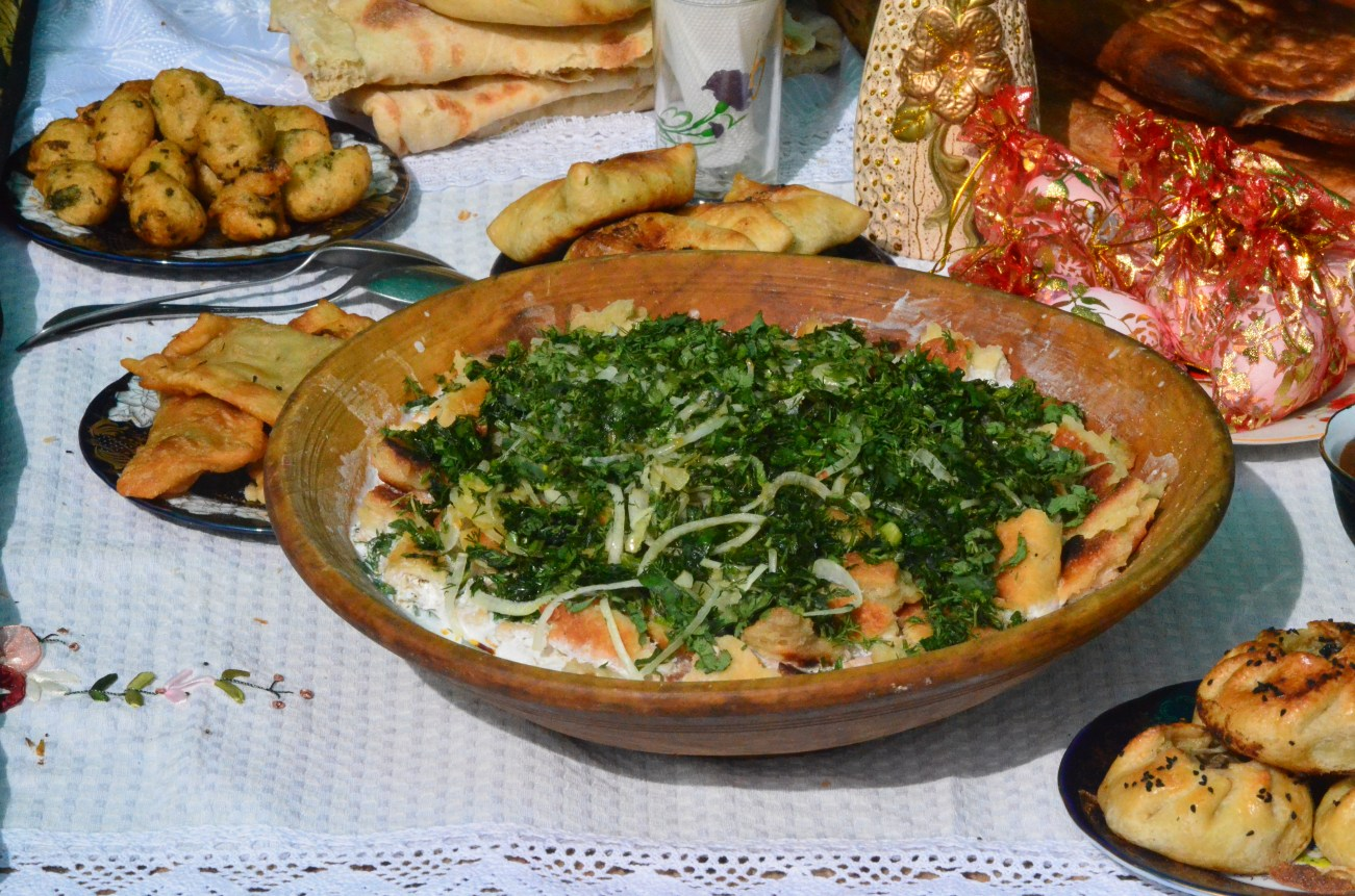 Таджикские блюда рецепты